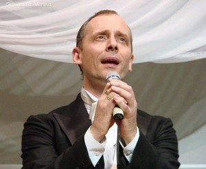 Андрей Межулис в Краснообске