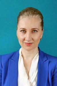 Депутат Светлана Курченко