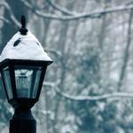 Об освещенной лыжне