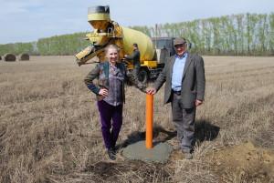 Место под будущую кролиководческую ферму удалось подыскать в районе села Верх-Тула Новосибирского района, где с 2014 года началось проектирование нового крупнейшего на территории области агропромышленного парка