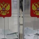 Онлайн-репортаж о результатах выборов в Краснообске