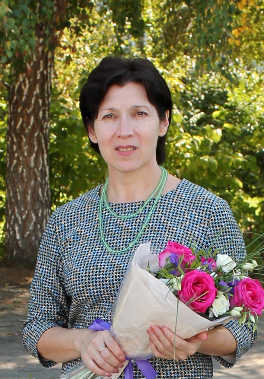 Десяк Лариса Владимировна