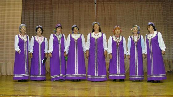 Сибирские напевы Краснообск