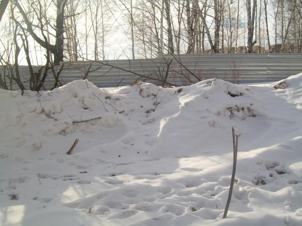 Уборка снега Краснообск