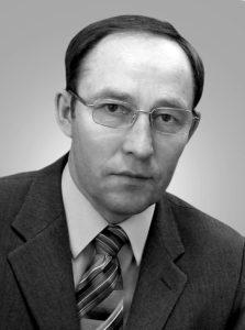Академик РАН Николай Иванович Кашеваров